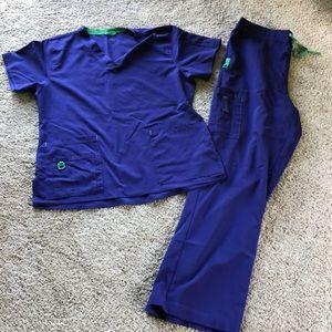 Carhart scrubs